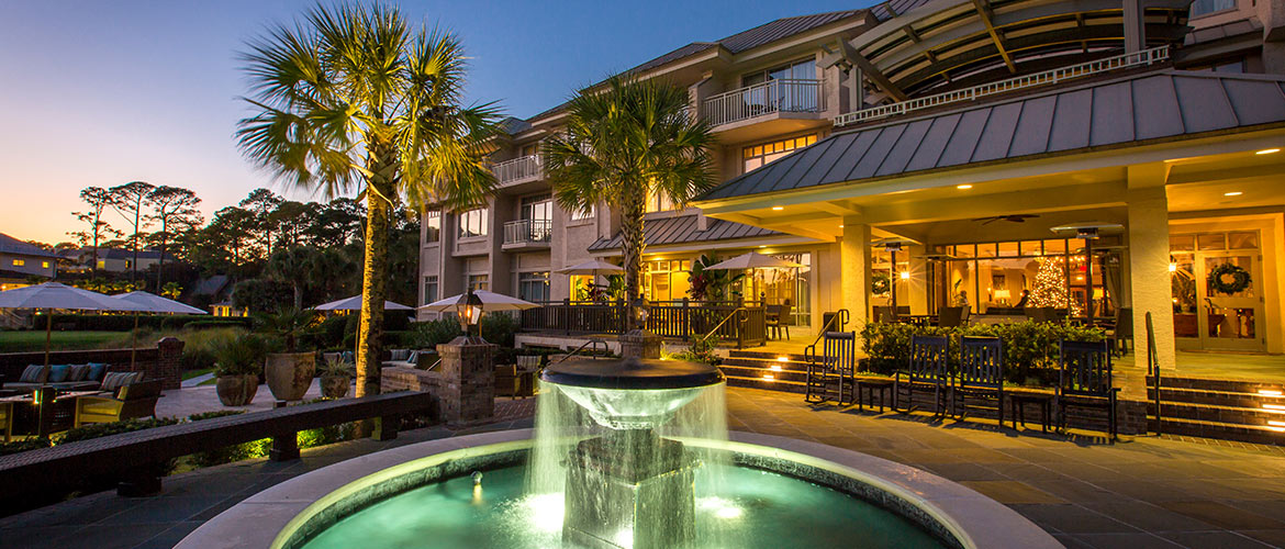 The Sea Pines Resort